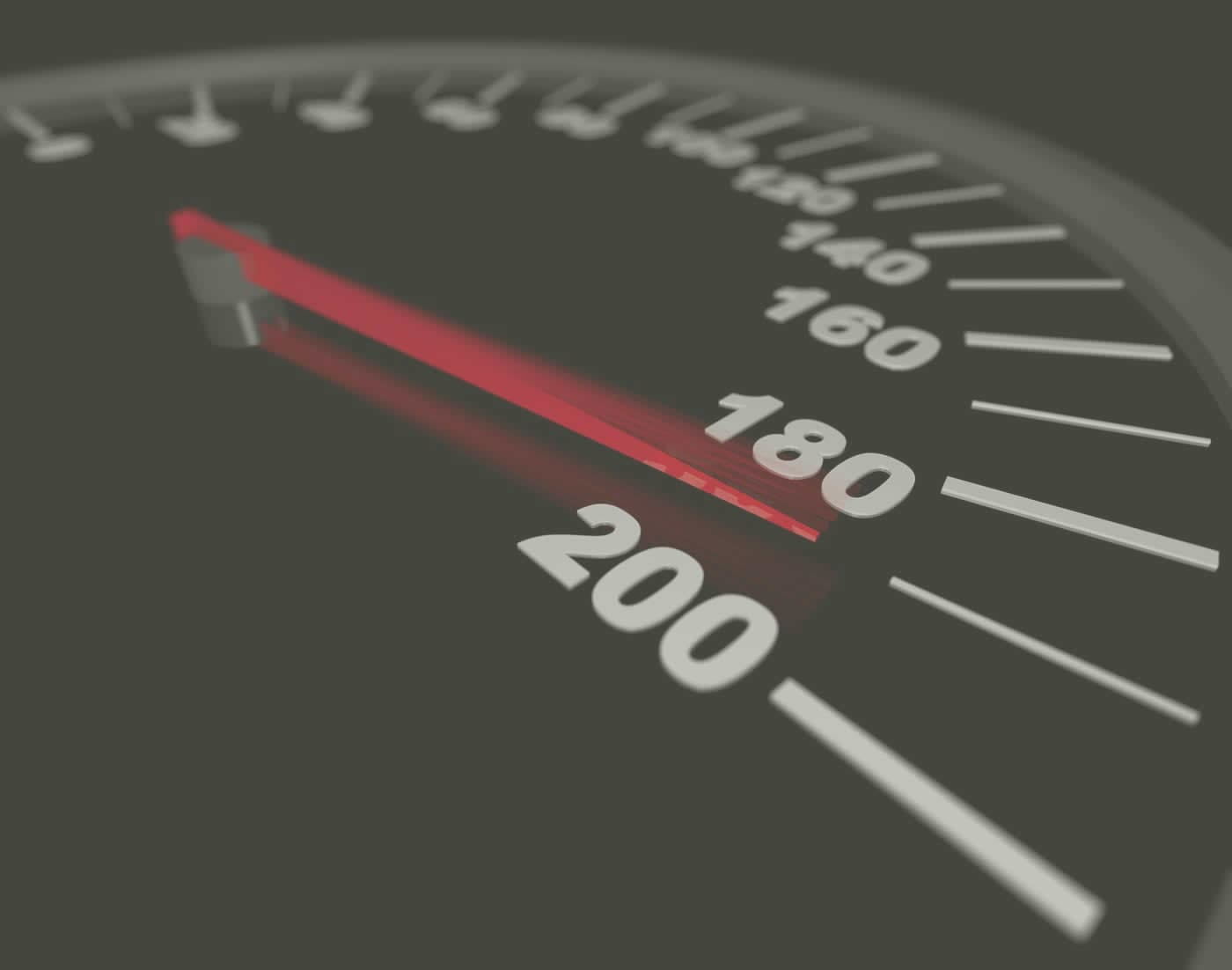 excessive high speed offences